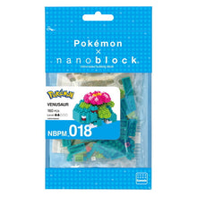 Load image into Gallery viewer, Nanoblock Venusaur