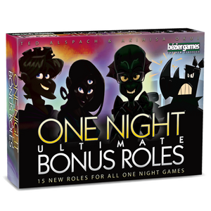 One Night Ultimate Bonus Roles Expansion