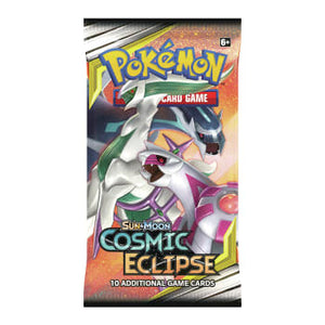 Pokemon Cosmic Eclipse Booster