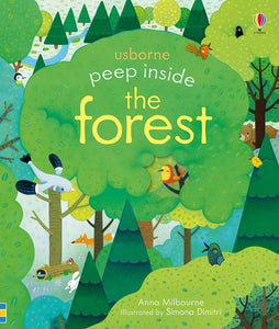 Peek Inside The Forest