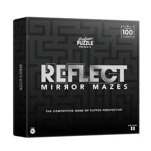 Reflect Mirror Mazes