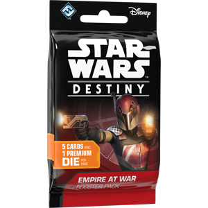 Star Wars Destiny Empire Booster