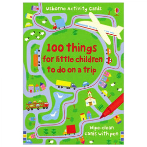 100 Things For Children To Do on a Trip