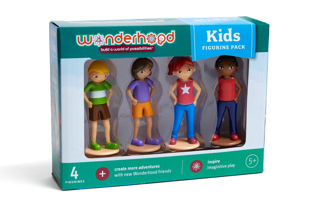 Wonderhood Kid Figures