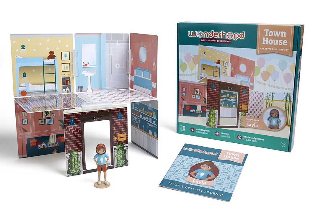 Wonderhood Town House