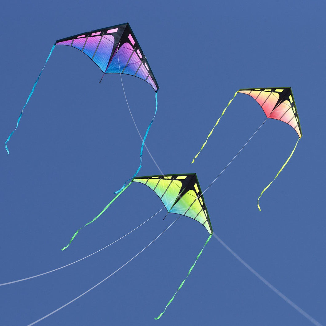Zenith 5 Delta Kite Ultraviolet Purple