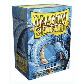 Dragon Shield Sleeve Blue 100