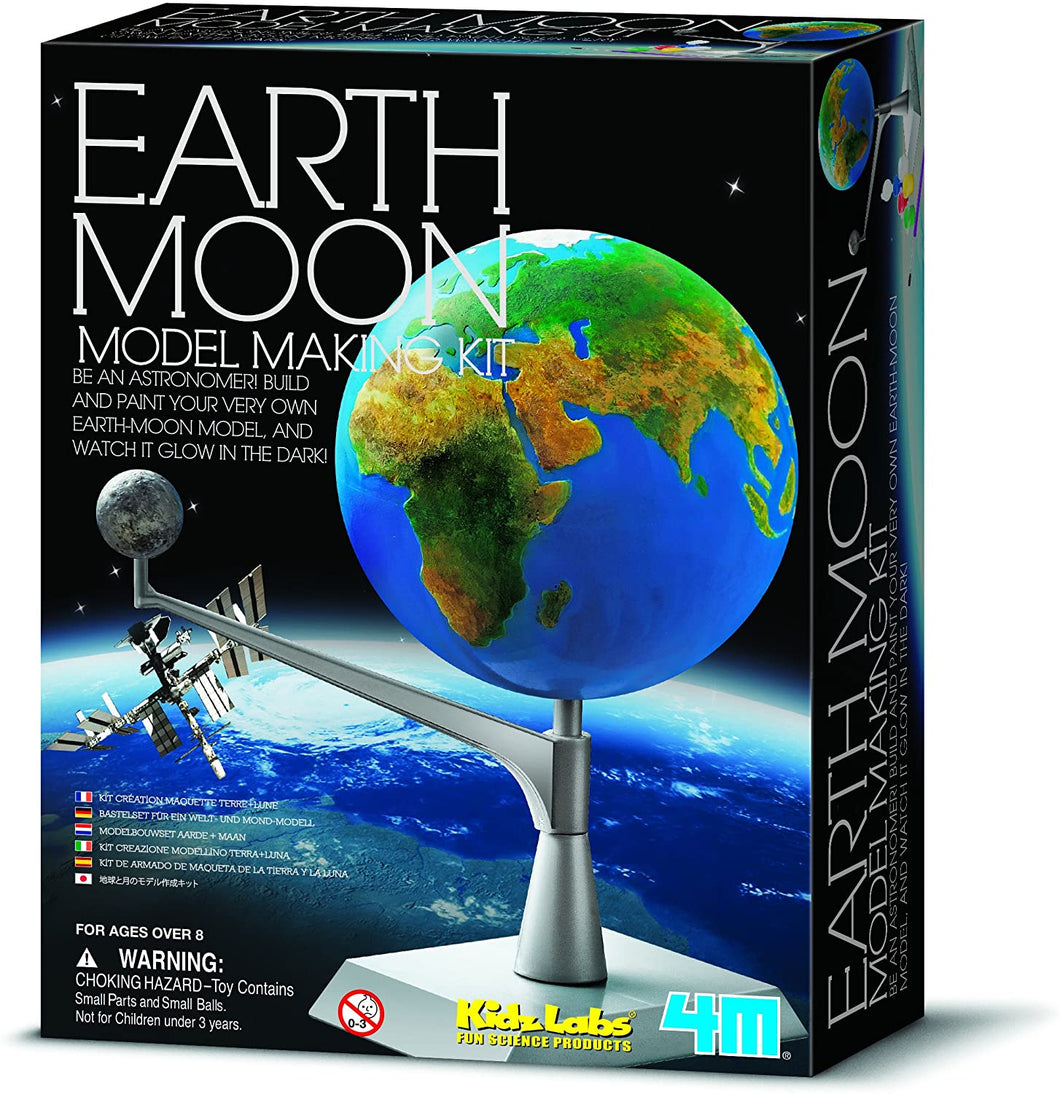 Earth Moon Model Kit