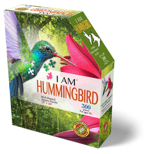 I am Hummingbird 300 Pc