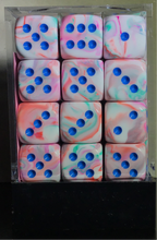 Load image into Gallery viewer, Chessex Dice Block (36 Dice/12mm)