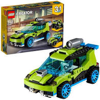 3in1 Rocket Rally Car