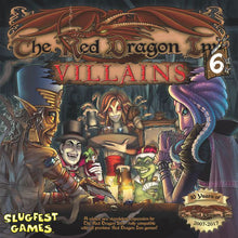 Load image into Gallery viewer, Red Dragon Inn Villains