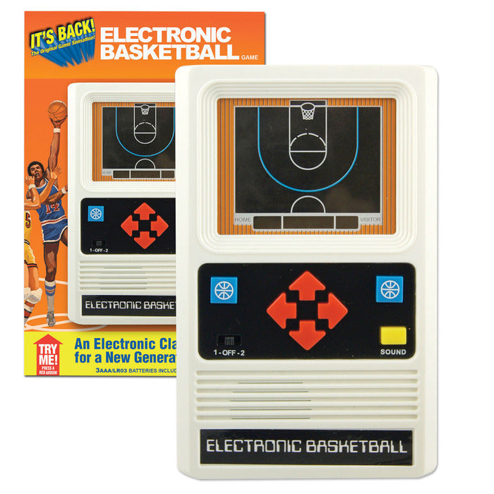 Electronic Basketball