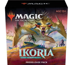 Magic Ikoria Prerelease Pack