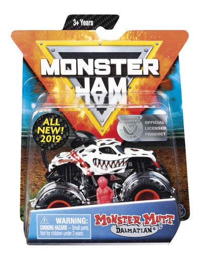 Monster Jam Single Pack
