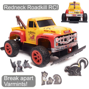Redneck Roadkill Remote Control Car