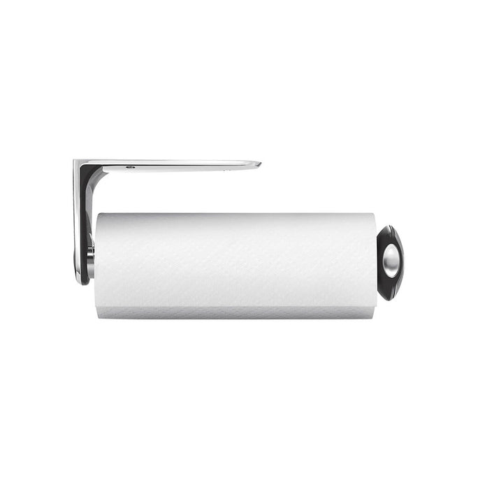 long wall mount kitchen roll holder
