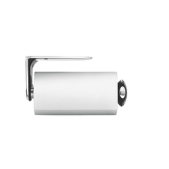 short wall mount kitchen roll holder