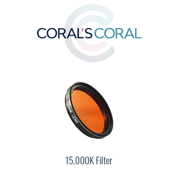 Coral's Coral 15,000K Filter Universal Lens