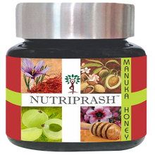 Nutriprash with Manuka Honey