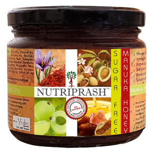 Nutriprash Sugar Free with Manuka Honey