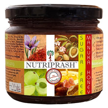 Nutriprash Sugar Free with Manuka Honey ~ No Artificial Sugars ~ Sweetened with Prunes, Rasins & Dates - Vedic Spoons