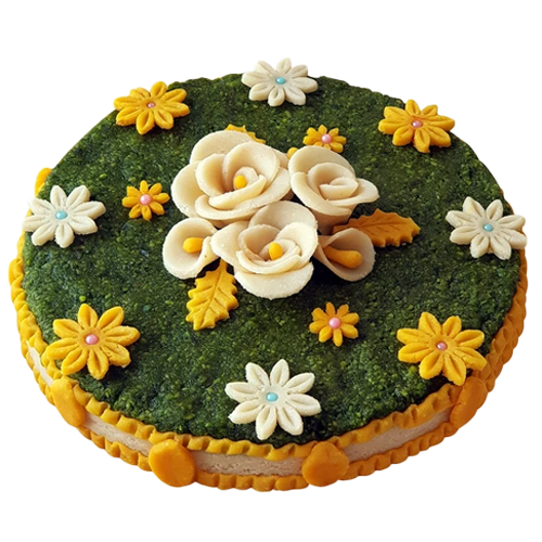 Badam Pista Cake (for Mumbai)