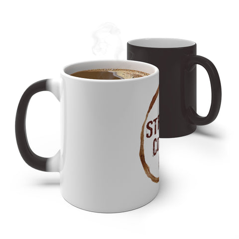 Stronk Coffee Color Changing Mug