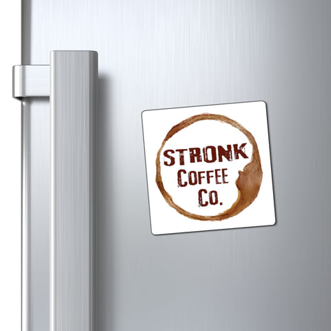 Stronk Coffee Magnets
