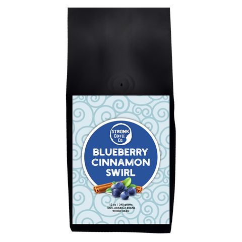 Stronk Coffee Co. - Blueberry Cinnamon Swirl Roast