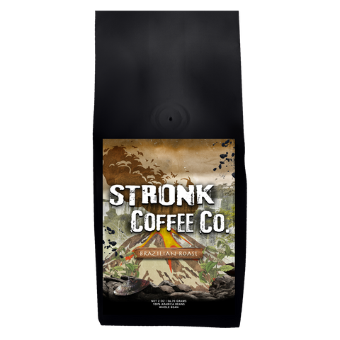 Stronk Coffee Co. - Brazilian Roast