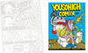 YOUSOHIGH COMIX -   ISSUE ZERO