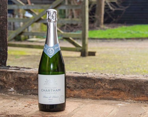 Chartham Vineyard Blanc de Blancs 2017
