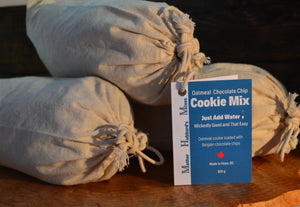 Oatmeal Chocolate Chip Cookie Mix, 830g