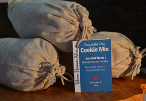 Chocolate Chip Cookie Mix, 940g