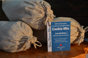 White Chocolate Cranberry Pumpkinseed Cookie Mix, 830g