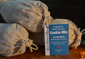 Gingerbread White Chocolate Cookie Mix, 845g