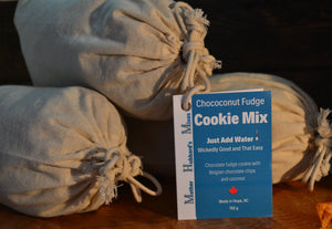 Chococonut Fudge Cookie Mix, 780g