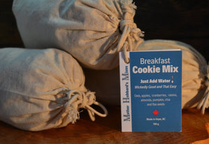 Breakfast Oatmeal Cookie Mix, 780g