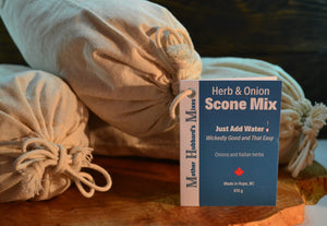 Herb and Onion Scone Mix, 680g