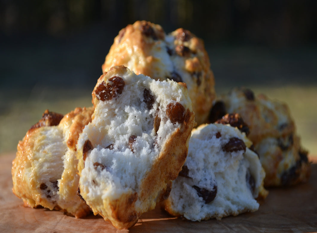Traditional (with raisins) Scone Mix, 835g