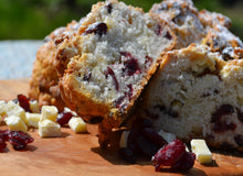 Load image into Gallery viewer, White Chocolate Cranberry Scone Mix, 835g