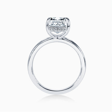 ROMA | 3ct Cushion Cut Ring