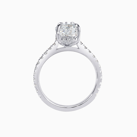 ATHENA | 2ct Pear Cut Ring