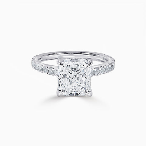 ATHENA | 2ct Radiant Cut Ring