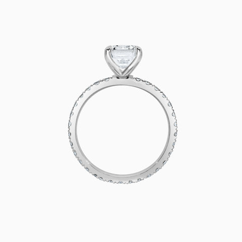 AURA | 2ct Oval Cut Ring