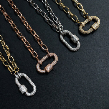 Adonis Necklace - Silver
