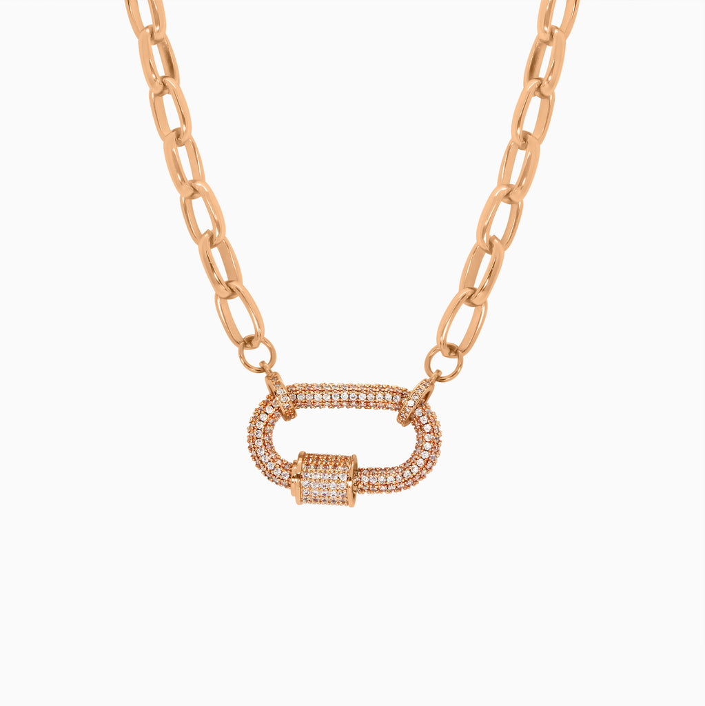 Adonis Necklace - Rose Gold