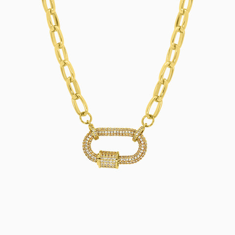 Adonis Necklace - Yellow Gold