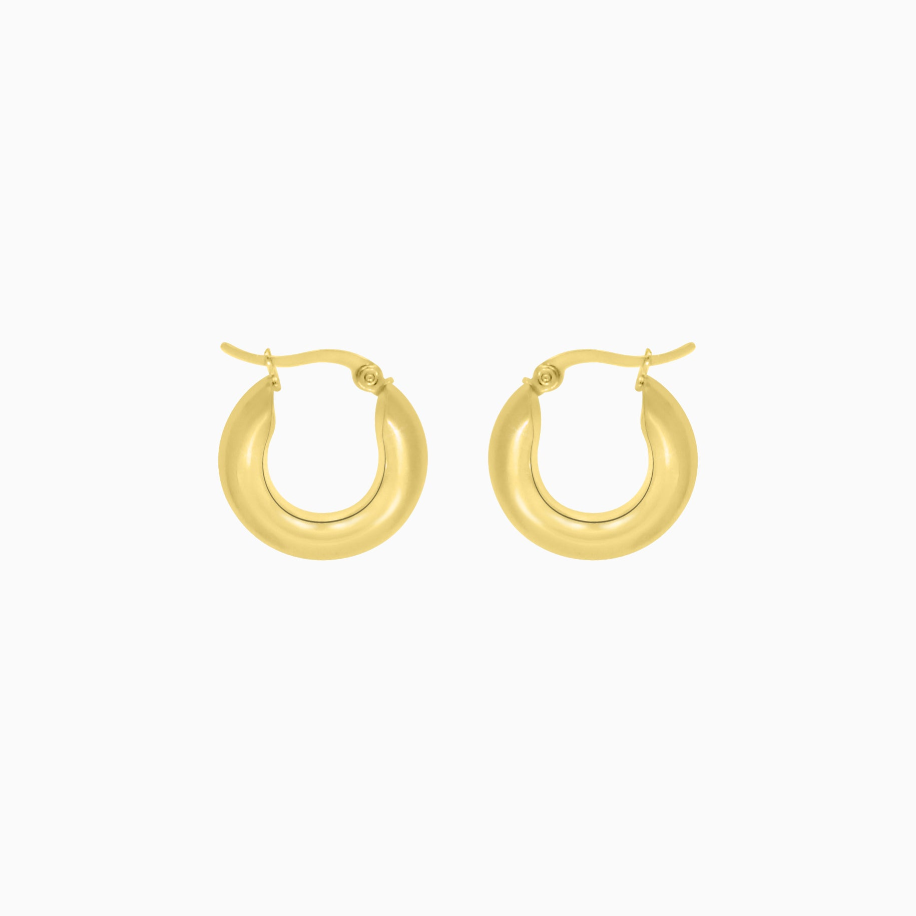 Argus Hoop Earrings